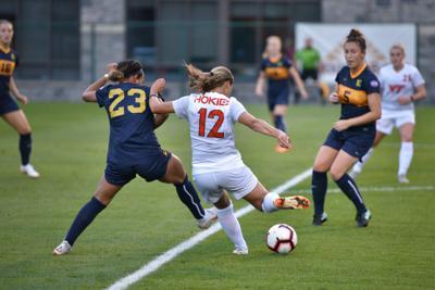 VT Women's Soccer vs ETSU - Mikayla Mance