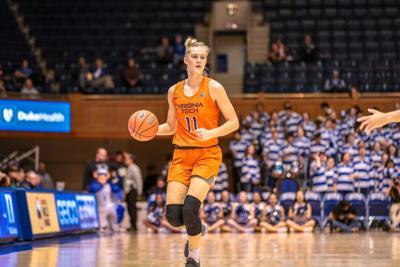 Women's Basketball vs. Duke