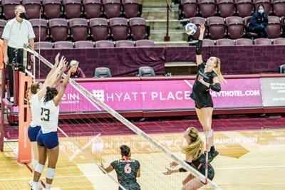 VT Volleyball vs Georgia Tech