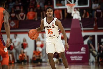 Men's Basketball vs Clemson