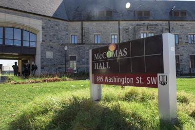 McComas Hall