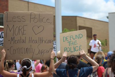 (opinions) Christiansburg Black Lives Matter Protest