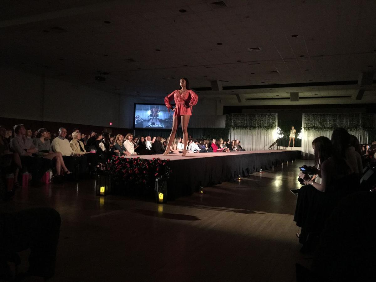 'Enchanted' Fashion Show