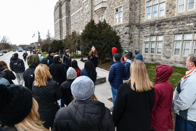 Virginia Tech Campus Tours