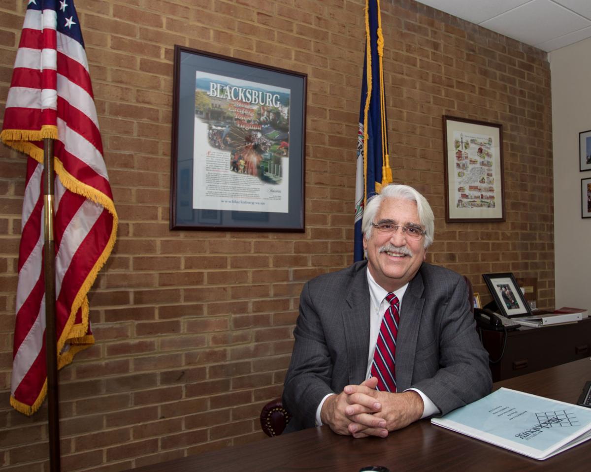 Mayor Ron Rordam