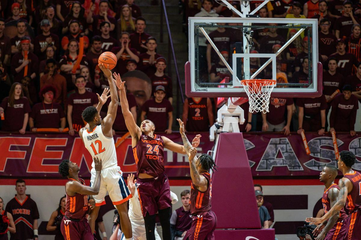 VT Men's Basketball vs UVA
