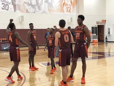 Virginia Tech basketball freshmen