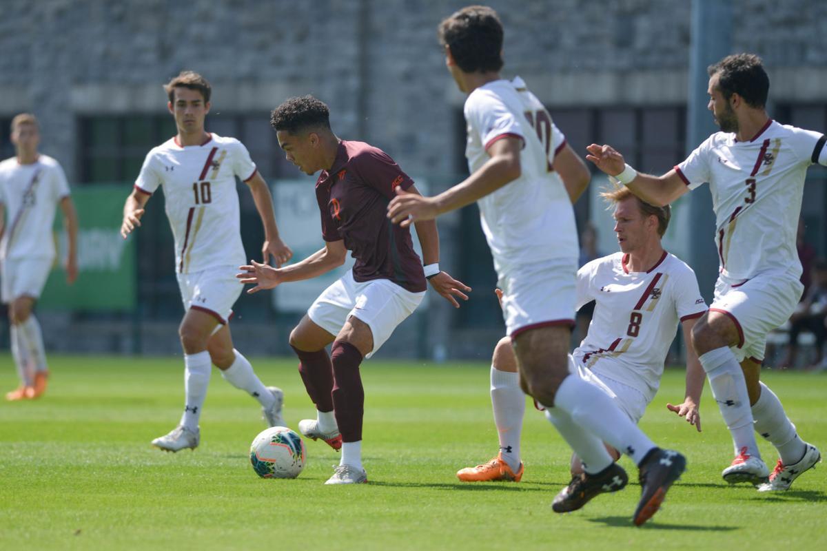 Virginia Tech Men's Soccer vs. Boston College