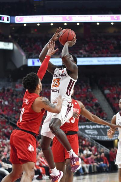 VT Men's Basketball vs. Louisville