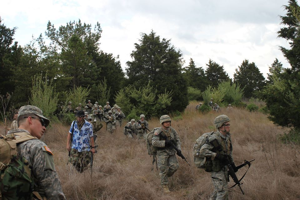 Rotc Cadets Complete Annual Field Training Exercise News