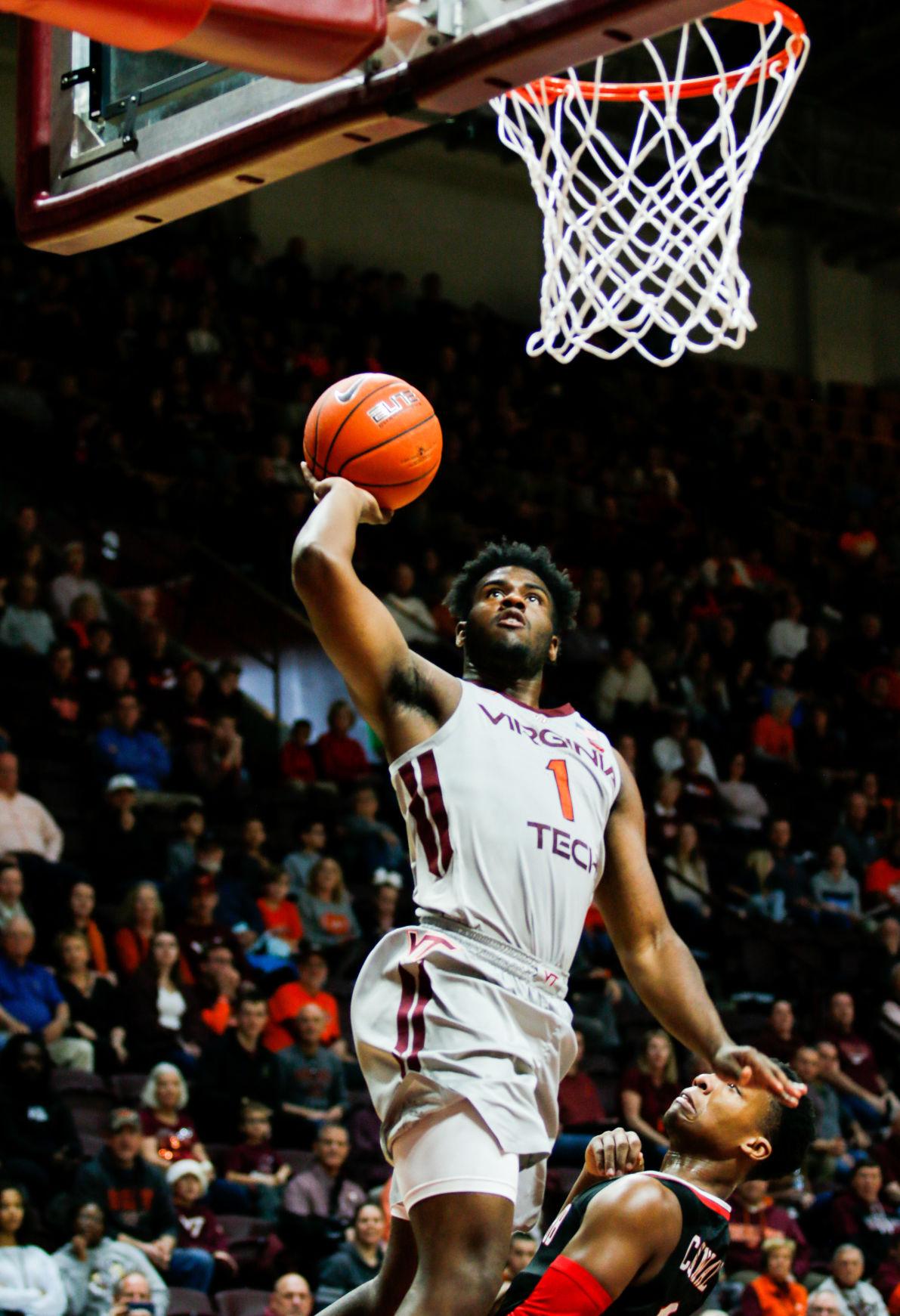 Virginia Tech Men's Basketball vs Gardner-Webb