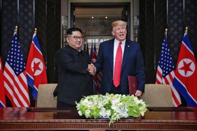 (Opinion) Trump and Kim