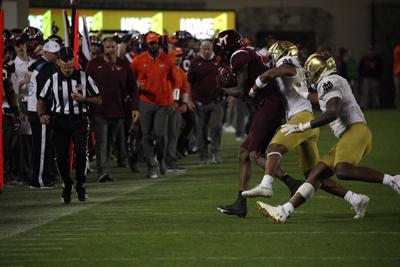 VT vs Notre Dame
