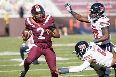 Virginia Tech vs Liberty Nov. 7, 2020