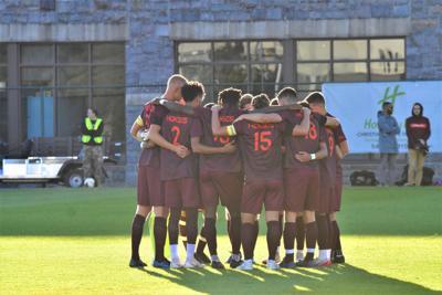 Virginia Tech Men's Soccer vs Notre Dame