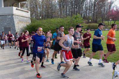 3.2 Mile Run Apr. 14, 2018