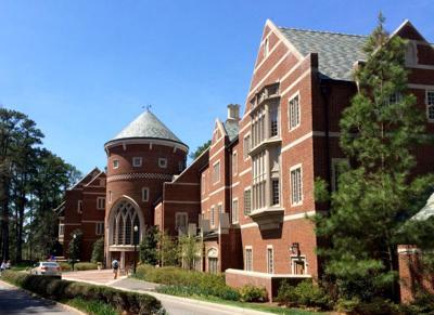 grad guide: beautiful campuses pic