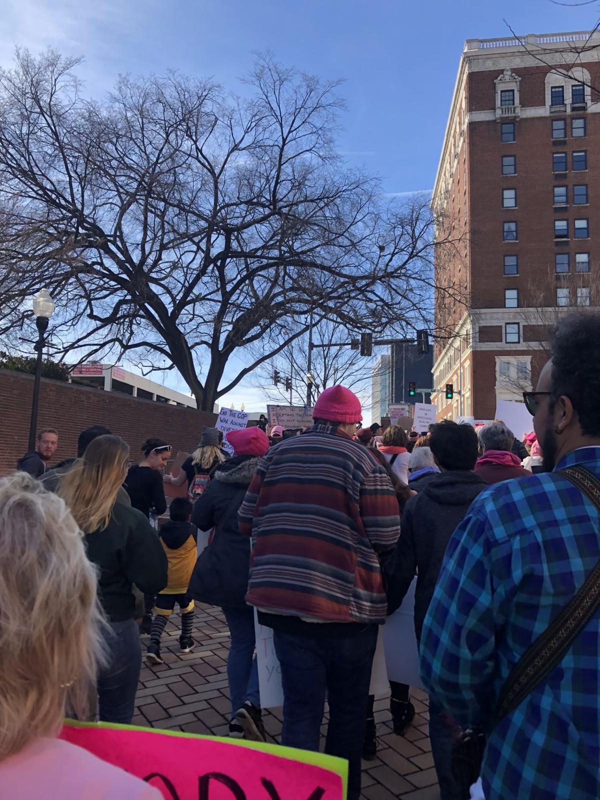 Roanoke Women's March