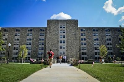 Dorm rooms to be available for commencement