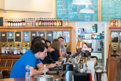 Mill Mountain Coffee Shop