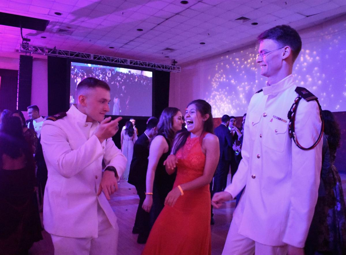VT Corps of Cadets Ring Dance