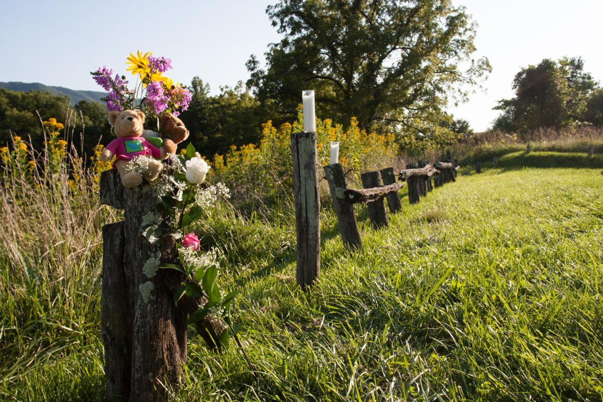 Double homicide memorial