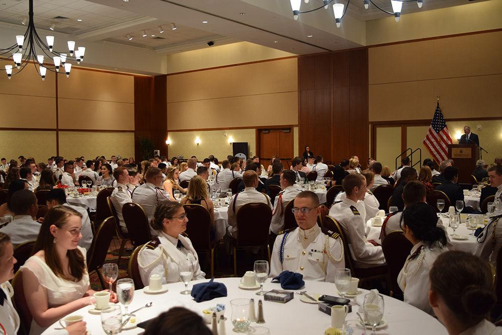 Cadet senior banquet