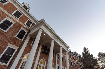 Weather: clear skies, winter, graduate school