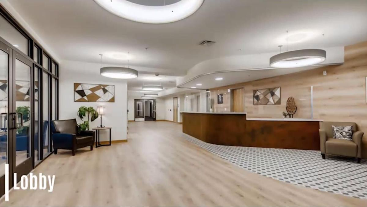 Lobby, Renaissance Supportive Living at Fitzsimons