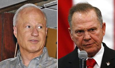 Republican Mike Coffman: The 'absolute last thing Washington needs' is 'morally bankrupt' Roy Moore