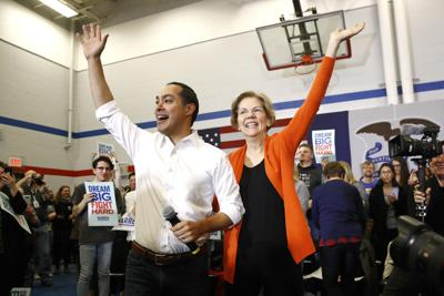 Julian Castro to campaign for Elizabeth Warren in Colorado as 'Super Tuesday' primary nears
