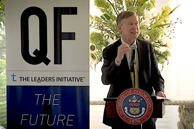 Hickenlooper names 32 civic and business leaders as Governor's Fellows