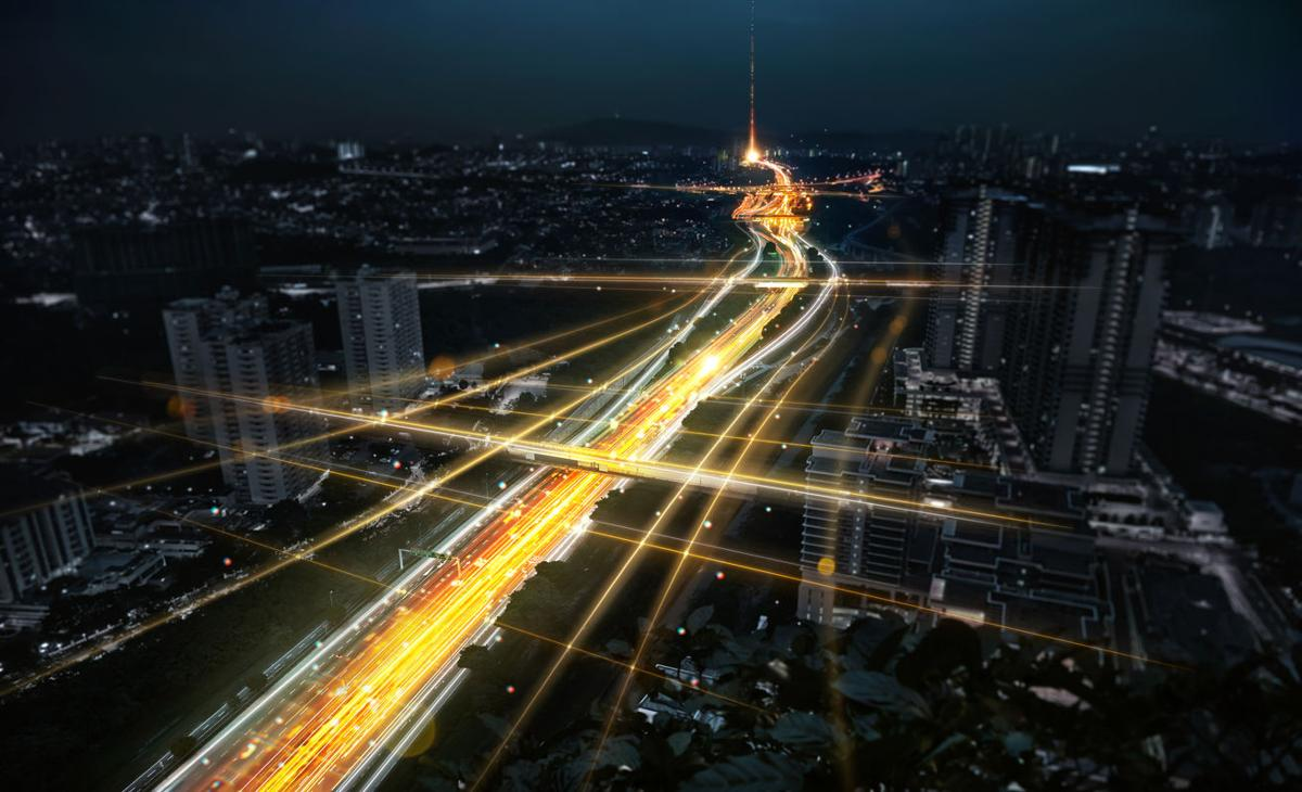 Concept of smart city network