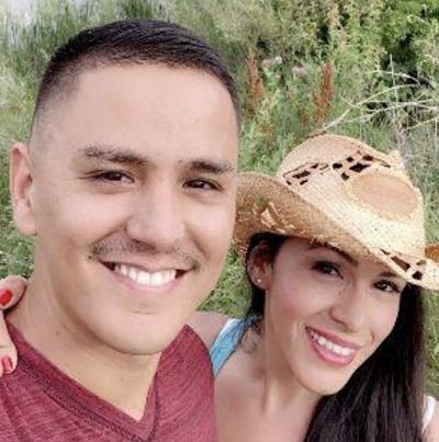 Sonia Marquez and Angel Sanchez