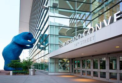Colorado Convention Center in Denver