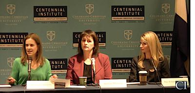 Colorado Christian education lecture