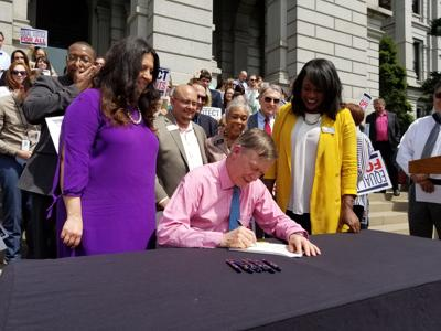 Colorado gets 2 dozen new laws, new budget Sunday