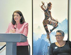 DeGette presses for women in higher office