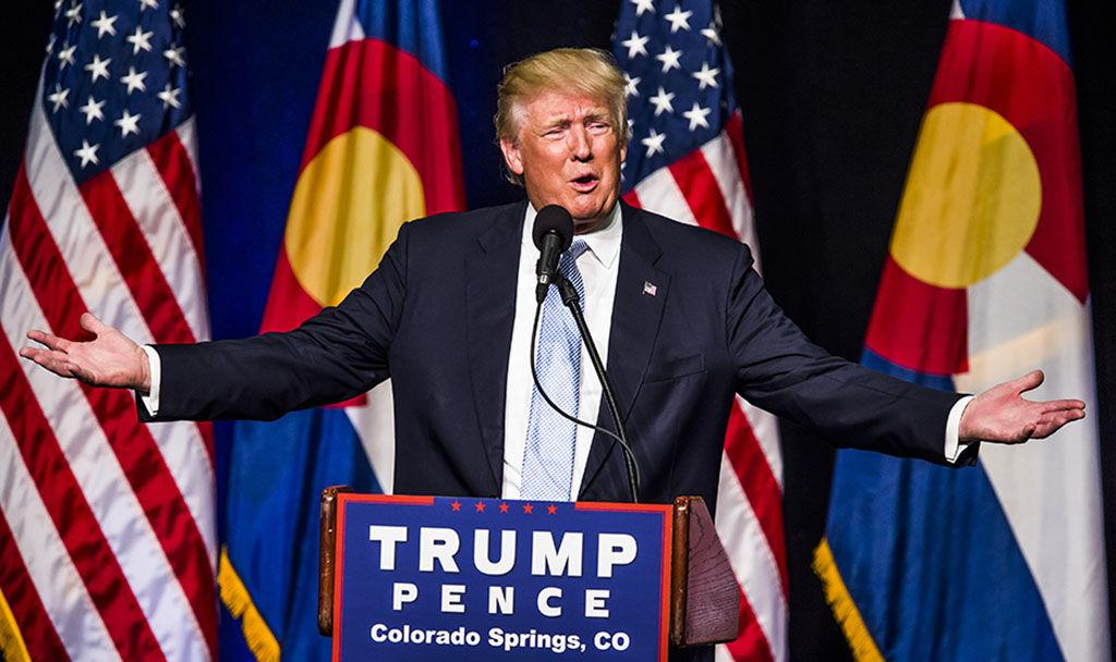 Colorado GOP will gather to cheer Trump's 2020 kickoff...
