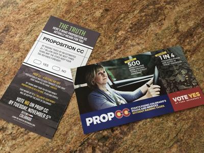 Prop CC mailers