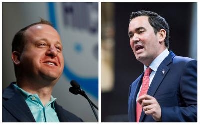 WATCH: Stapleton, Polis debate at Denver chamber event