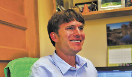 Gibbs enjoys tackling local issues in second term as Summit County commissioner