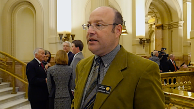 A 25-cent Colorado plastic bag tax proposed by Rep. Paul Rosenthal and Sen. Lois Court