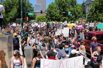 Denver protest 052920