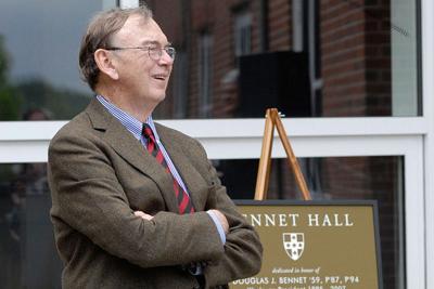 Douglas Bennet, Colorado senator's father, dies after 'life of service'