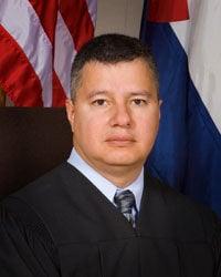 Judge Gilbert M. Román