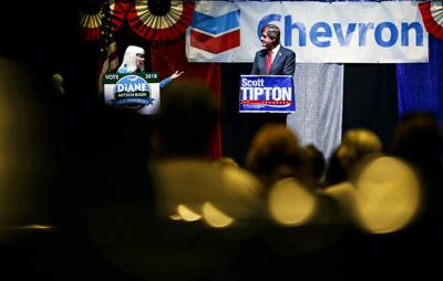 Tipton leads Mitsch Bush in Colorado's 3rd CD, bipartisan poll shows