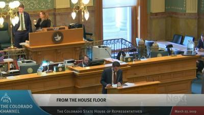Colorado capitol delays
