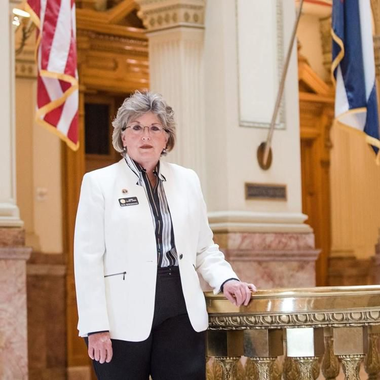 Colorado state Rep. Kimmi Lewis