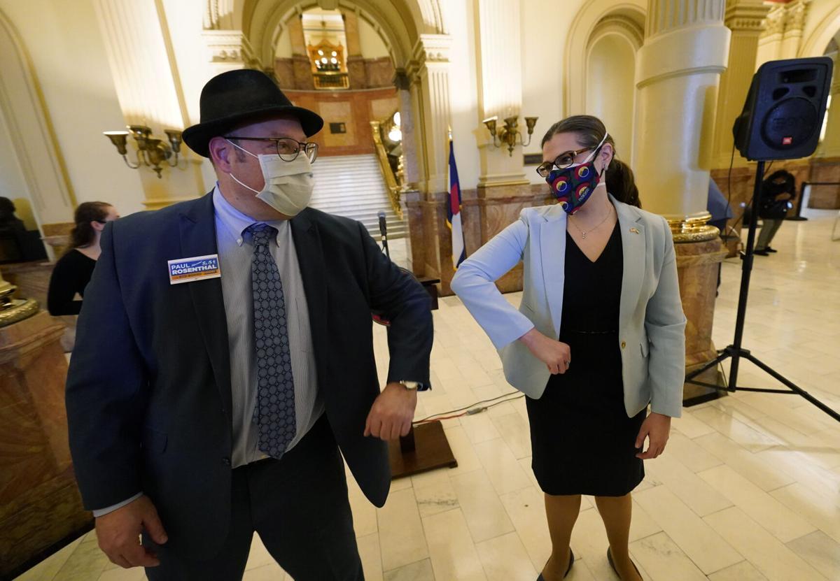 Election 2020 Colorado Electors
